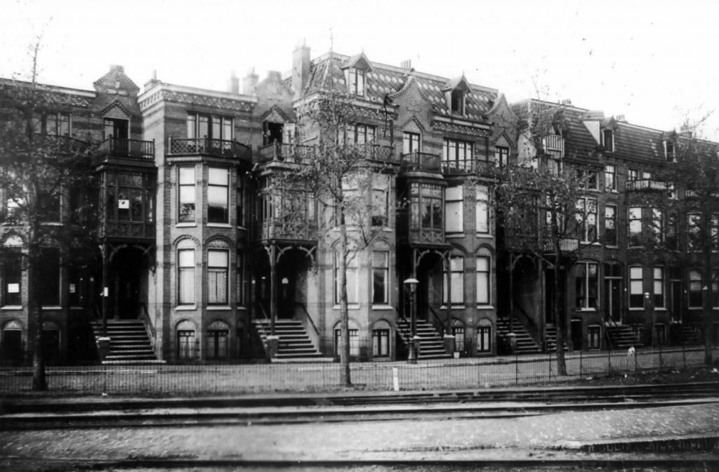 Hugo de Grootstraat in 1920