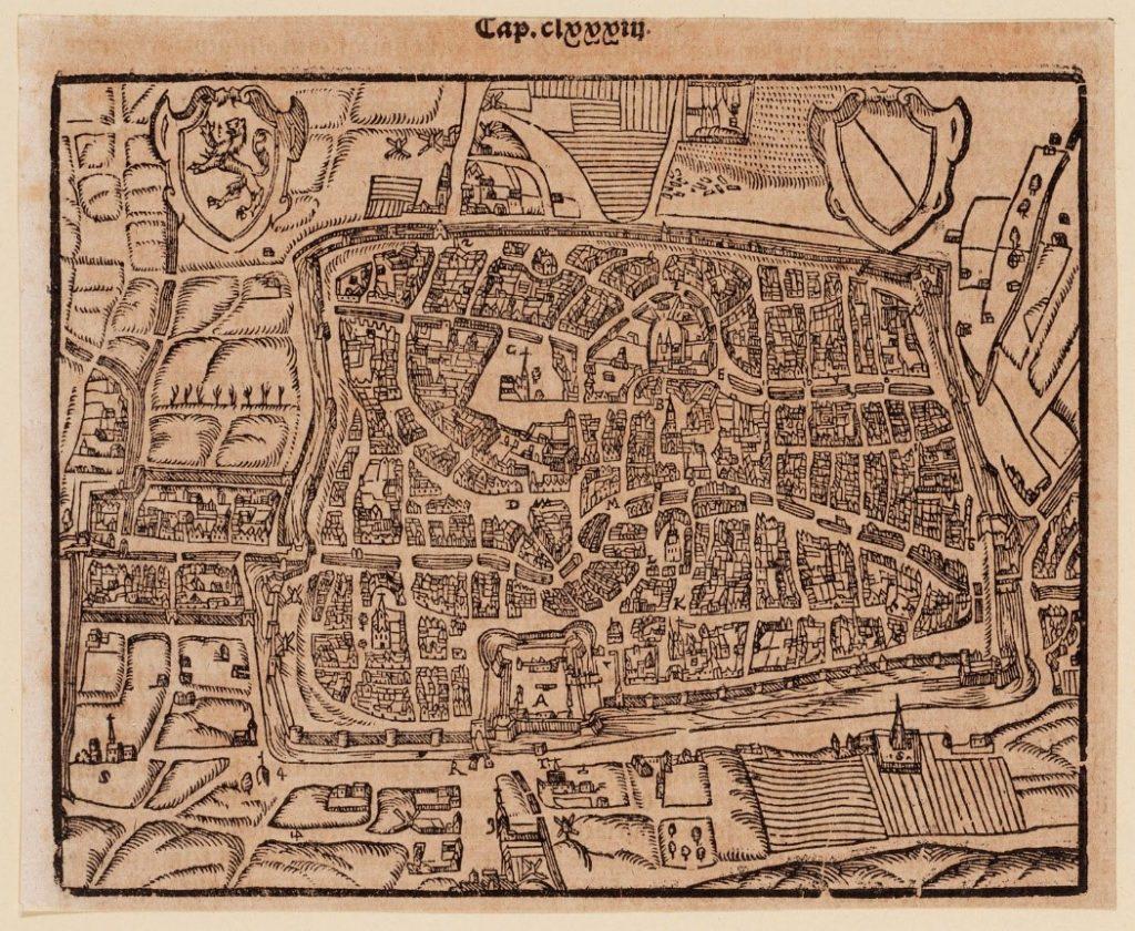 Utrecht rond 1500
